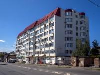 Samara, st Frunze, house 14. Apartment house