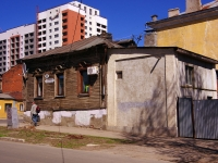 Samara, Frunze st, house 23. Apartment house