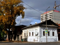 Samara, Frunze st, house 26. Apartment house
