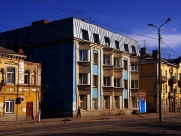 neighbour house: st. Frunze, house 27Б. Apartment house