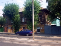 Samara, Frunze st, house 31. Apartment house