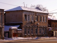 Samara, Frunze st, house 39. Apartment house