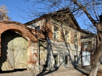 Samara, Chapaevskaya st, house 20. Private house