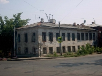 Samara, Chapaevskaya st, house 43. Apartment house