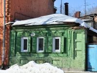 Samara, Chapaevskaya st, house 56. Private house