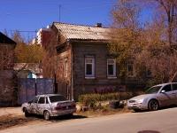 Samara, st Chapaevskaya, house 22. Private house