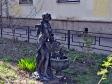 萨马拉市, Chapaevskaya st, 雕塑