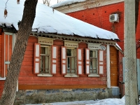 Samara, Chapaevskaya st, house 129. Private house