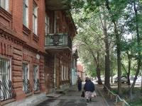 Samara, Chapaevskaya st, house 137. Apartment house