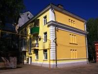 neighbour house: st. Chapaevskaya, house 136А. Apartment house
