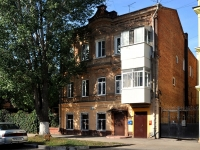 Samara, Chapaevskaya st, house 142. Apartment house