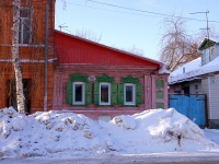 Самара, улица Чапаевская, дом 56. индивидуальный дом