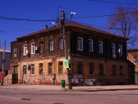 neighbour house: st. Chapaevskaya, house 46. Apartment house