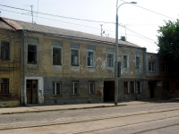Samara, Chapaevskaya st, house 47. Apartment house