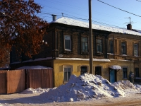 Samara, Chapaevskaya st, house 49. Apartment house