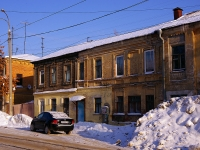neighbour house: st. Chapaevskaya, house 49. Apartment house