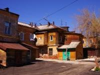 Samara, Chapaevskaya st, house 49. Apartment house