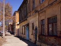 Самара, улица Чапаевская, дом 49. многоквартирный дом