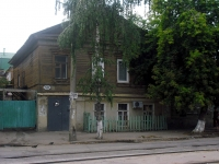 Samara, Chapaevskaya st, house 50. Private house