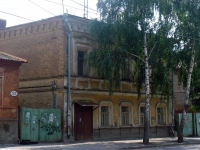 Samara, Chapaevskaya st, house 51. Apartment house