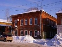 neighbour house: st. Chapaevskaya, house 59. Apartment house