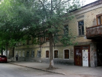 Samara, Chapaevskaya st, house 62. Apartment house