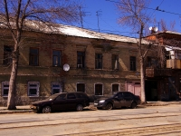 neighbour house: st. Chapaevskaya, house 62. Apartment house