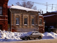 Samara, Chapaevskaya st, house 61. Apartment house