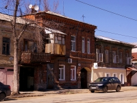 neighbour house: st. Chapaevskaya, house 64. Apartment house