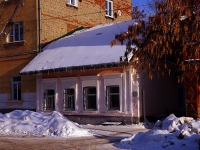 Samara, Chapaevskaya st, house 65. Private house