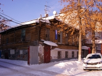 neighbour house: st. Chapaevskaya, house 68. Apartment house