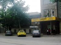 Samara, Chapaevskaya st, house 68. Apartment house