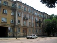 Samara, Chapaevskaya st, house 67. Apartment house