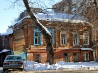 Samara, Chapaevskaya st, house 95. Apartment house