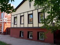 Samara, Chapaevskaya st, house 111. Private house
