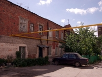 Samara, Chapaevskaya st, house 112. Apartment house