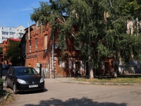 neighbour house: st. Chapaevskaya, house 112. Apartment house