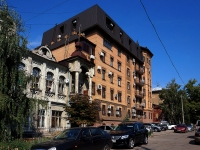 neighbour house: st. Chapaevskaya, house 112А. Apartment house