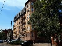 萨马拉市, Chapaevskaya st, 房屋 112А. 公寓楼