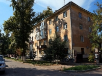 Samara, Chapaevskaya st, house 120. Apartment house