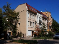neighbour house: st. Chapaevskaya, house 122. Apartment house