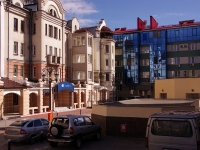 萨马拉市, Chapaevskaya st, 房屋 138А. 公寓楼