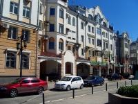 萨马拉市, Chapaevskaya st, 房屋 144А. 公寓楼
