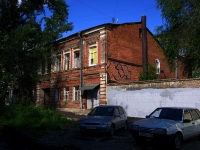 neighbour house: st. Chapaevskaya, house 171. Apartment house