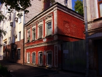 neighbour house: st. Chapaevskaya, house 175. Apartment house
