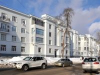 neighbour house: st. Chapaevskaya, house 178А. Apartment house