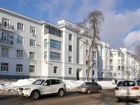 соседний дом: ул. Чапаевская, дом 178А. многоквартирный дом