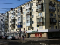 neighbour house: st. Chapaevskaya, house 206. Apartment house