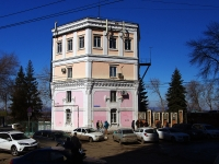 neighbour house: st. Chapaevskaya, house 234. office building