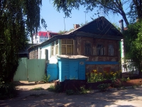 Samara, Chapaevskaya st, house 8. Private house
